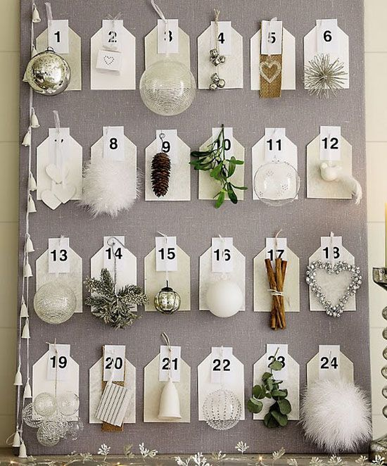 white xmas via loe nordic design