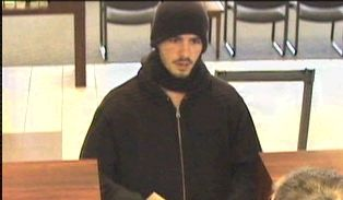 Clinton Township Police search for bank robbery suspect | News  - Home