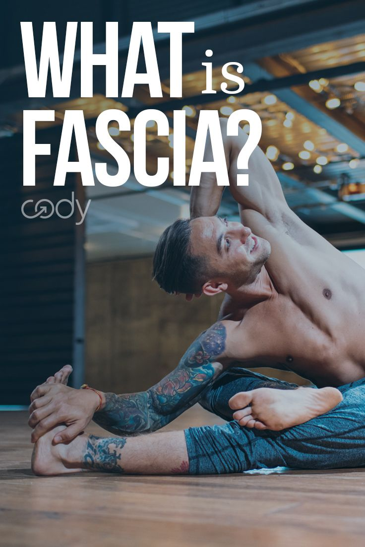 Time to get stretching! #fascia #codyapp