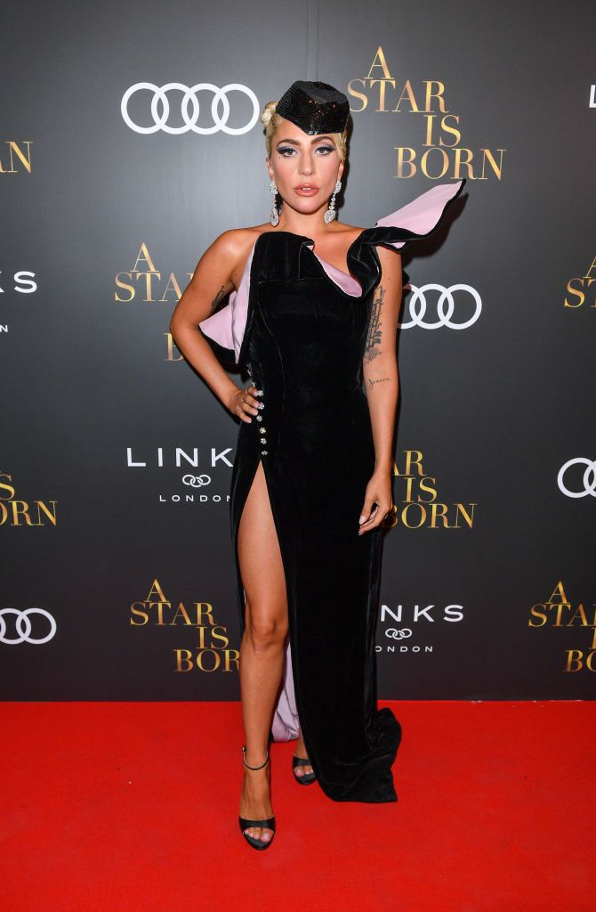 Lady Gaga Attends The Audi Canada And Links Of London Co Hosted