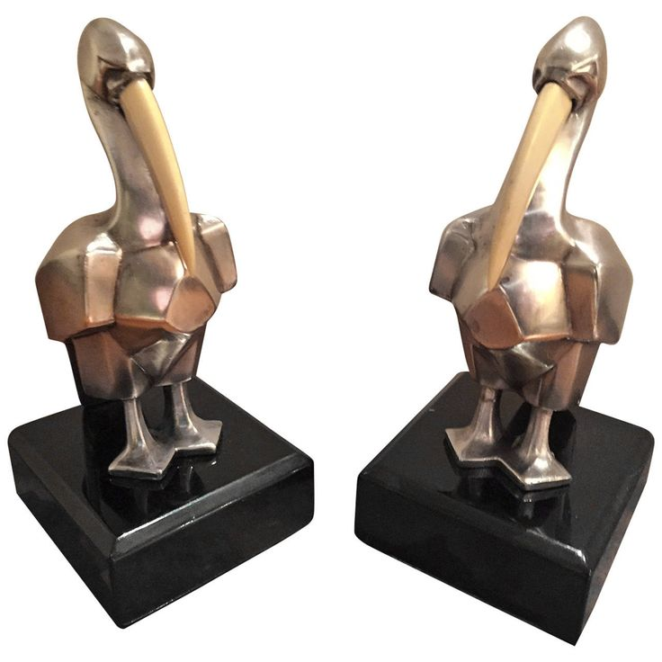 260 best art deco bookends images on pinterest bookends book holders and bronze. Black Bedroom Furniture Sets. Home Design Ideas
