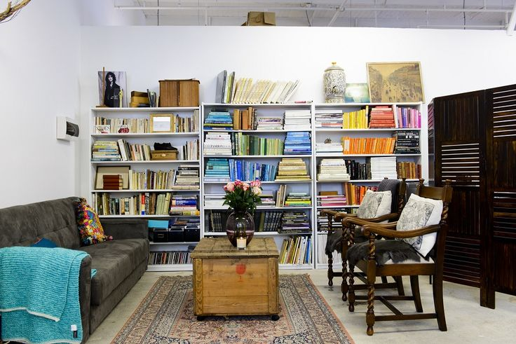 Inside the studio of Alex and Genevieve Smart from Ginger & Smart