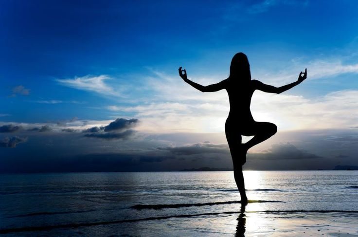 #YogaTip The body is your temple. Keep it pure & clean for the soul to reside in.