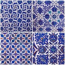 Turkish tiles- love to have my kitchen decorated with these tiles