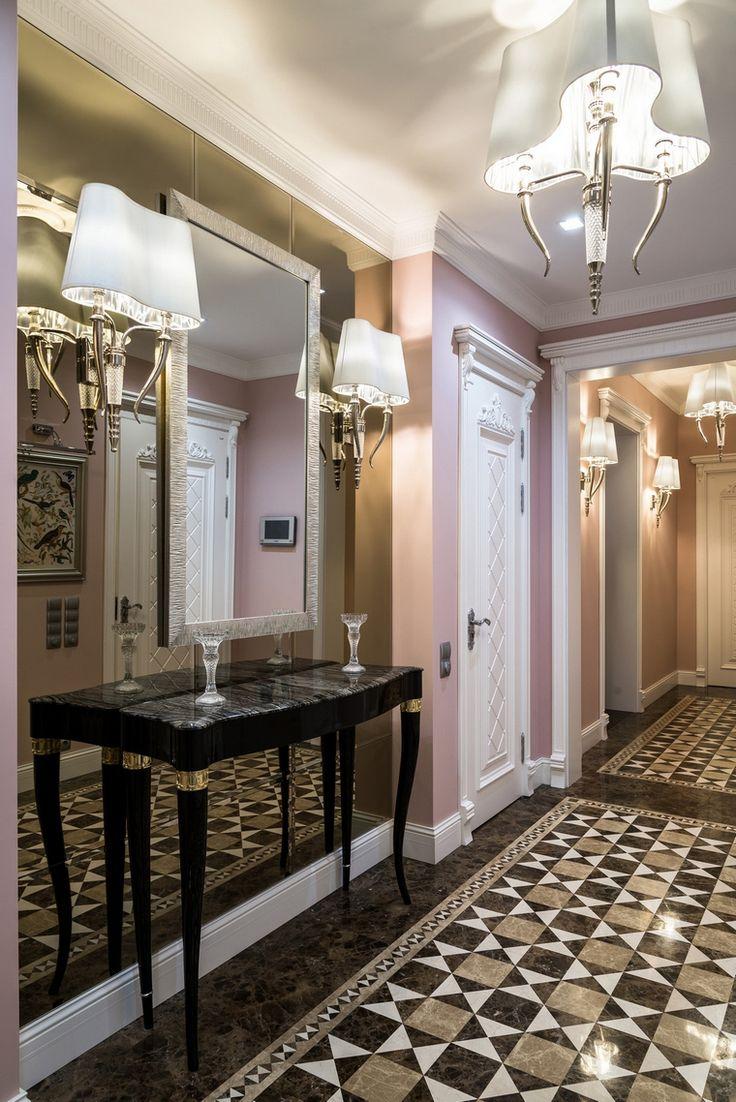 холл коридор: фото дизайна интерьера - автор Мустафина Маргарита