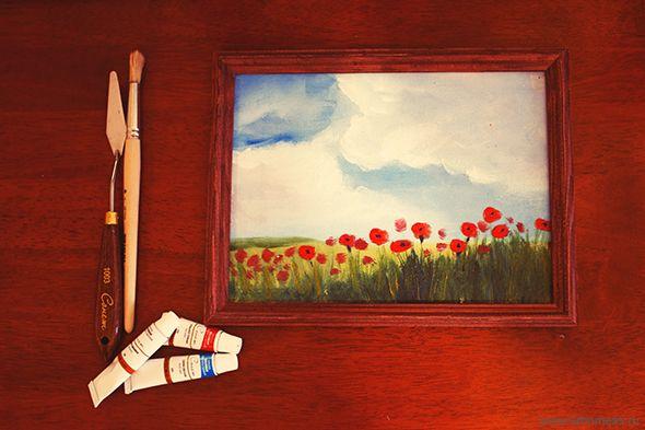 Маки / Poppies