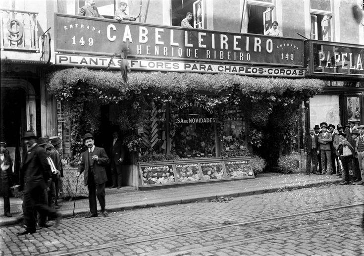 Rua Áurea, 1911