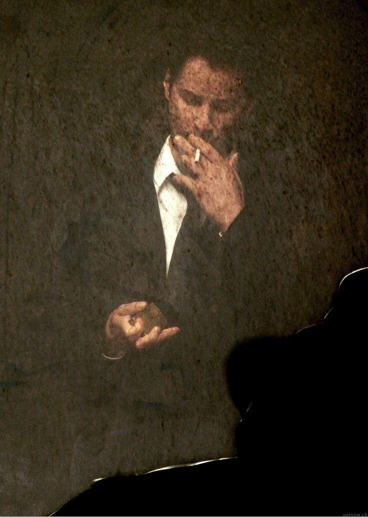 Keanu Reeves as John Constantine in Constantine Movie 2005