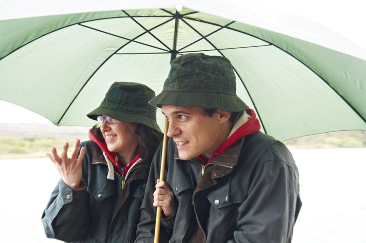 Go for a walk in your barbour jacket and don't forget an umbrella - there is a reason why Ireland is the Emerald Isle!
