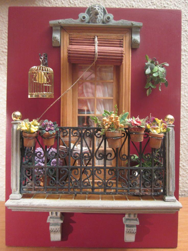 LOLYALIMINIS: concurso de balcones , gané