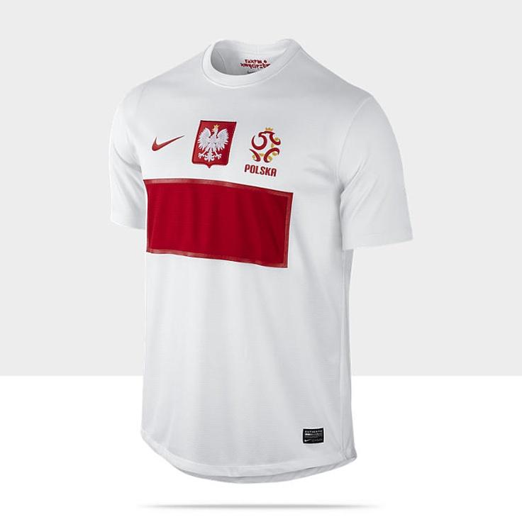 2012/13 Poland Replica Men's Soccer Jersey