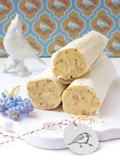 Köstlicher Brotaufstrich mit dem feinen Aroma von Sesam und Honig: Sesambutter