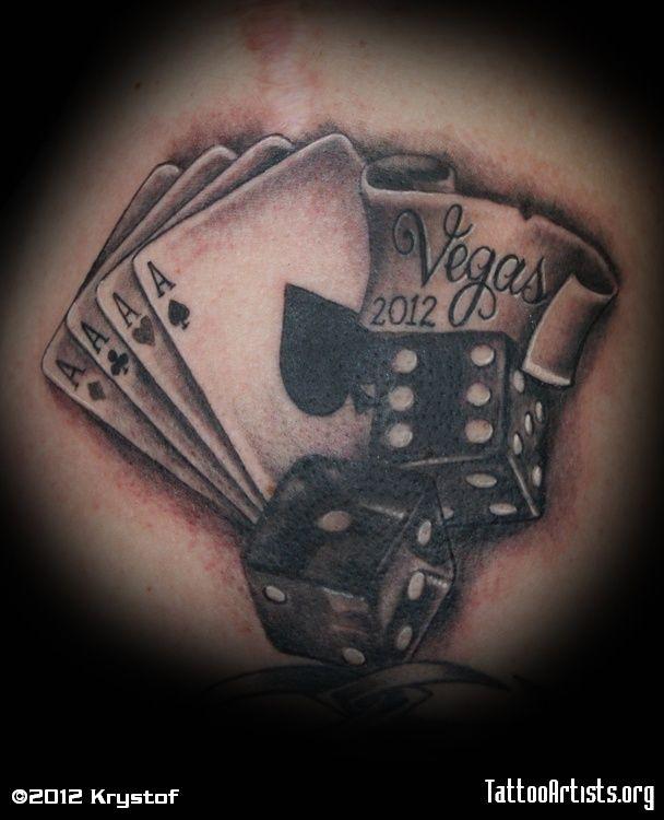 Best 25+ Gambling Tattoos Ideas On Pinterest