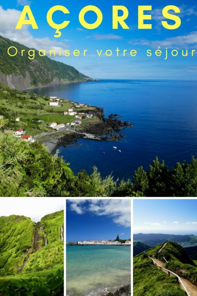 organiser votre séjour aux Acores #Acores #Voyage #Portugal #Wanderlust #Travel #FamilyTravel