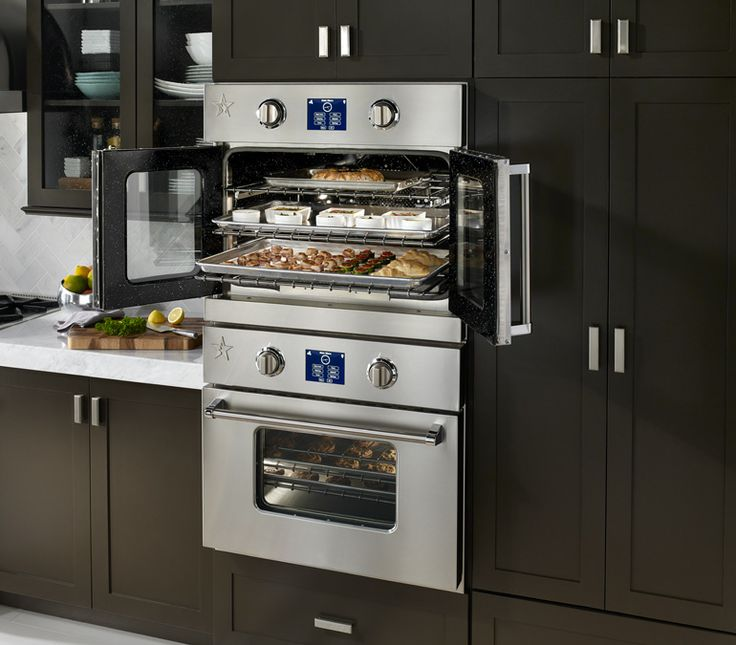 available for both single and double set up electric wall ovenwall
