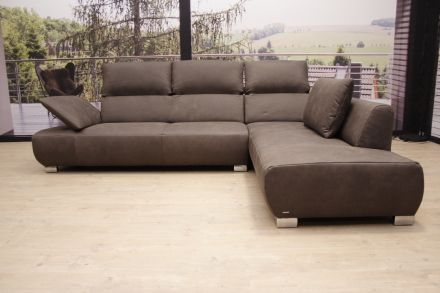 koinor modell volare eckgarnitur el ir in leder a india. Black Bedroom Furniture Sets. Home Design Ideas