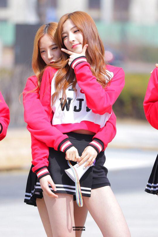 WJSN - Bona + Eunseo