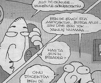 Komedi Tarlası: Yiğit Özgür :: Deli Karikatürü
