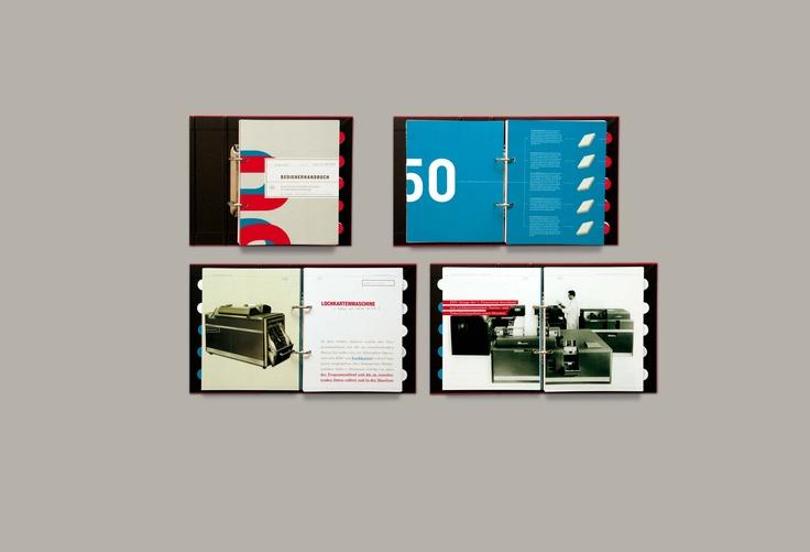 Rechenzentrum Wahn  #documentary #design #book #50 #anniversary #it #technology