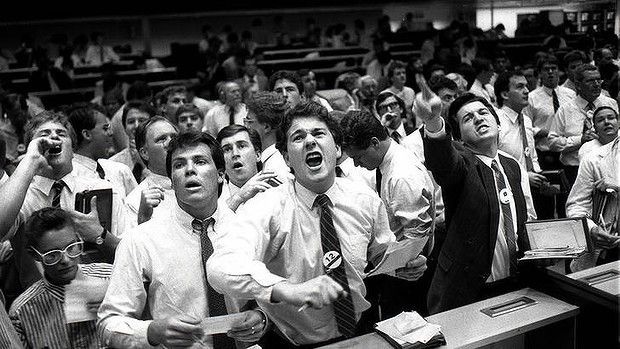 Stock market crashes. Can you see the next panic coming?