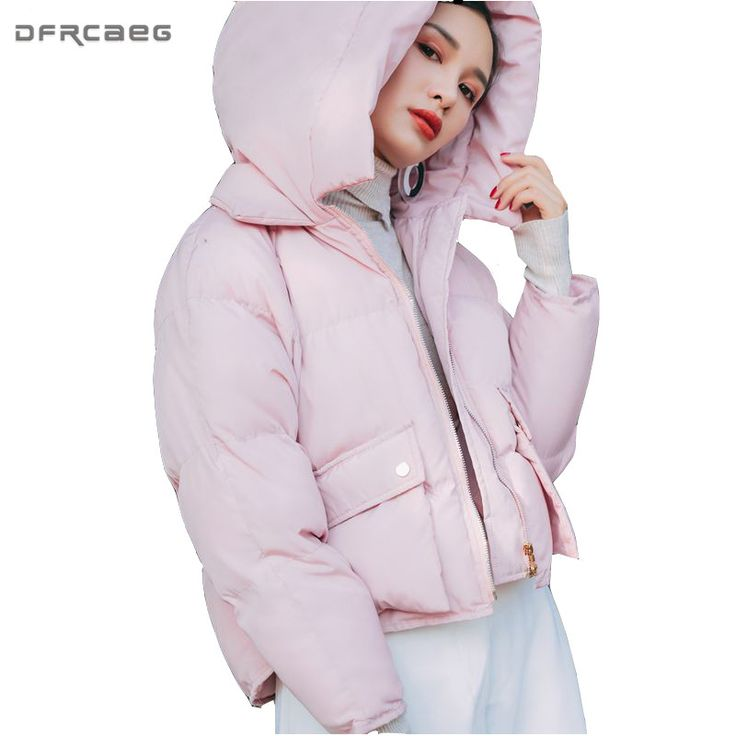 #aliexpress, #fashion, #outfit, #apparel, #shoes #aliexpress, #Arrival, #Cotton, #Padded, #Winter, #Jacket, #Women, #Fashion, #Parka, #Overcoat, #Sleeve, #Short, #Hoodied, #Casual, #Loose, #Outerwear