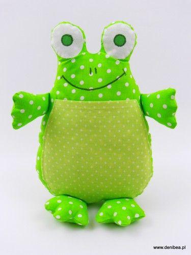 Maskotka - Żaba