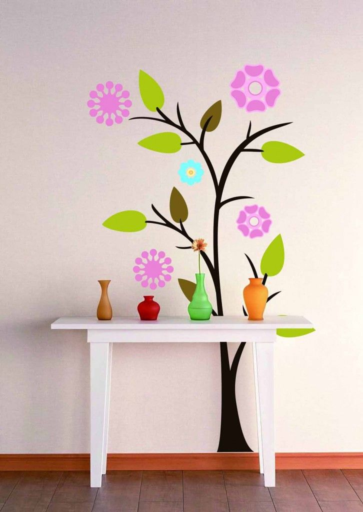 70 beautiful wall stickers on http://www.topdesignmag.com