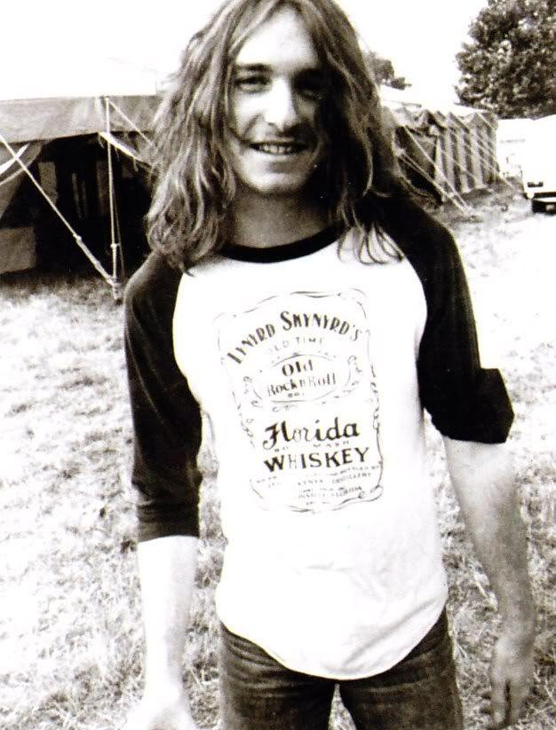 Cliff Burton from Metallica