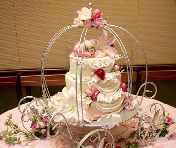 Cinderella carriage cake ❤•❦•:*´¨`*:•❦•❤