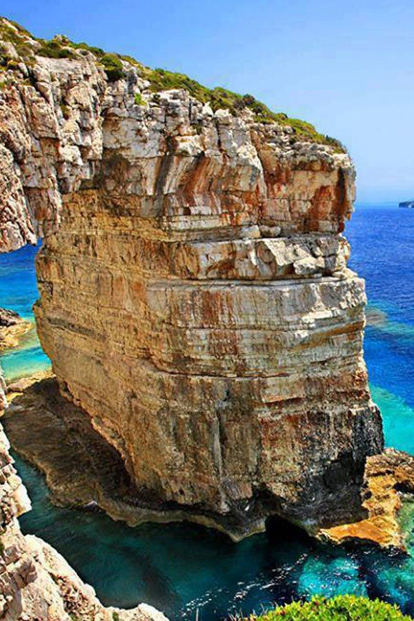 Paxos, Ionian Sea, Greece   <3