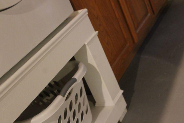 Front Load Washer Diy Pedestal For Front Load Washer