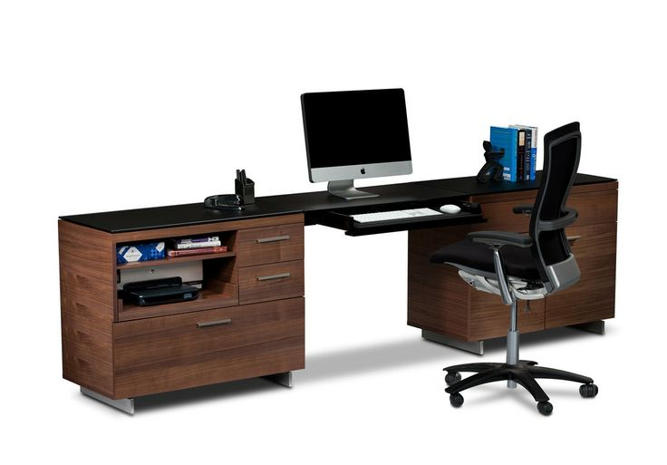 Lovely Laptop Desk with File Cabinet