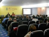 El Ayuntamiento participa en una jornada sobre factura electrónica presentando a empresarios y organizaciones