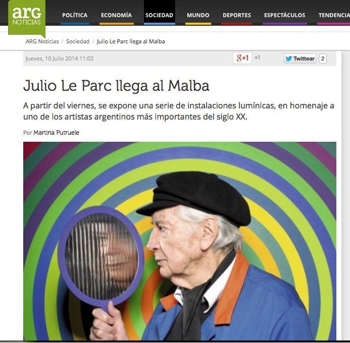 ar:  http://www.argnoticias.com/sociedad/item/2835-julio-le-parc-en-el-malba
