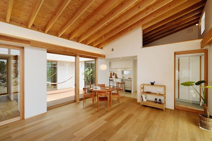 豊橋市 鳥畷の家: スタジオグラッペリ 1級建築士事務所 / studio grappelli architecture officeが手掛けたダイニングです。