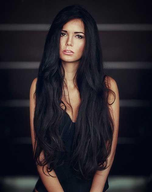 30 #cabelos #pretos #longos e perfeitos e mais dicas ensinando #comocuidar e como fazer os cabelos crescerem! #coresdecabelo #salaovirtual