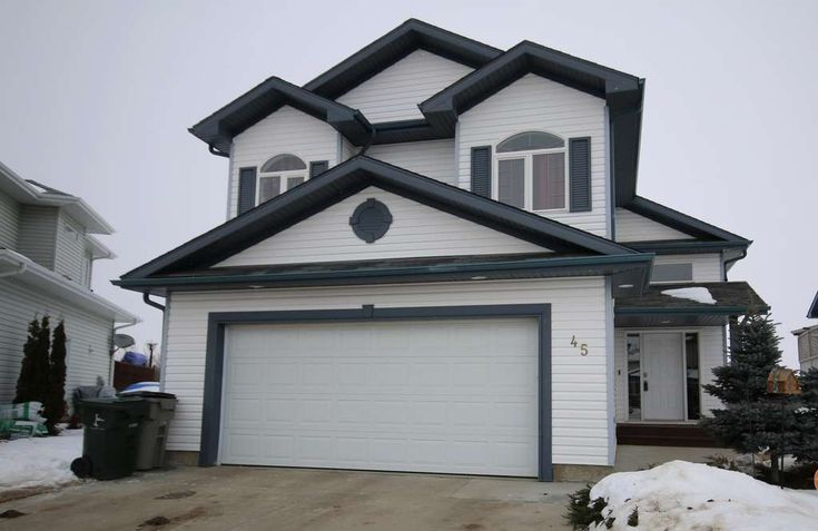 BI-LEVEL WITH WALK-OUT FOR SALE IN STONY PLAIN. For more information go to www.45GrayRidgeCrescent.info