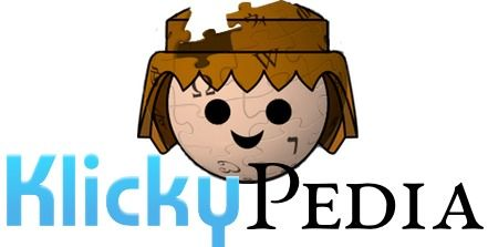 Klickypedia is the place in which the international community can create the Playmobil library of your dreams, participate in the biggest playmobil database