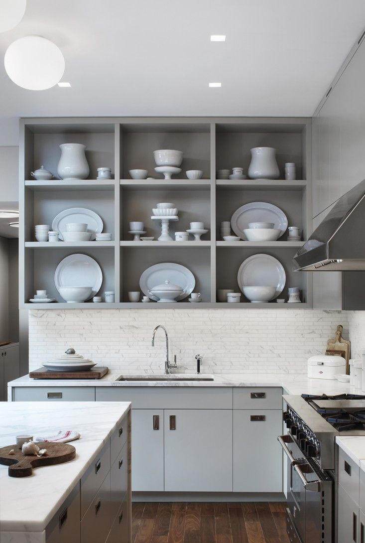 264 best gray cabinetry images on pinterest kitchen ideas the architect is in a skylight like a moon in tribeca kitchen cabinet colorskitchen