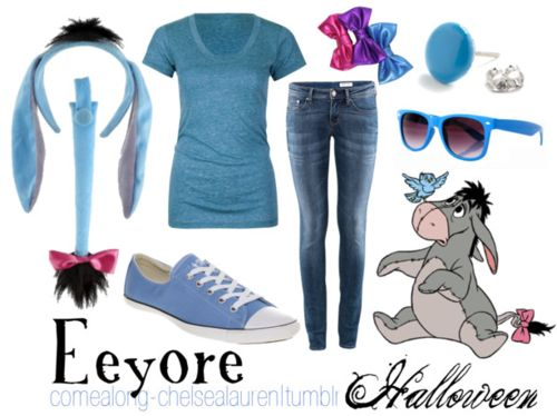 106 best costumes ideas images on pinterest costume ideas eeyore winnie the pooh halloween click here solutioingenieria Image collections