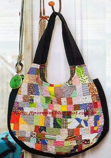907 Best Images About Bolsa Tecido On Pinterest