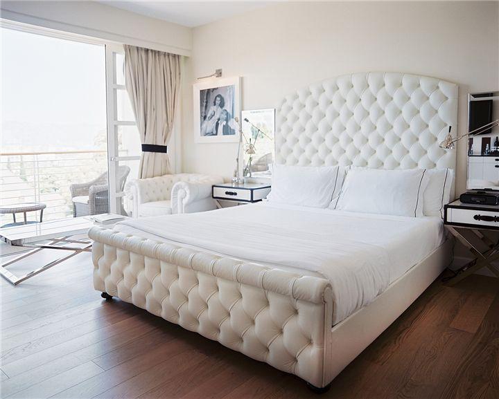 mr c hotel beverly hills photo patrick cline white hotel hotelroom - White Hotel Ideas