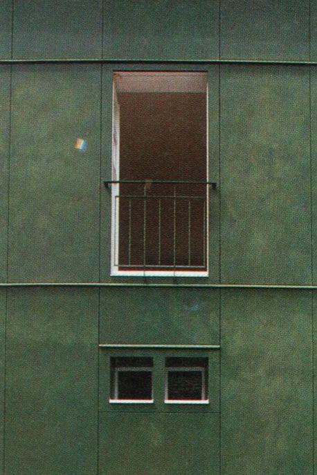 Valerio Olgiati: Haus Kucher, Rottenburg am Neckar, 1991.