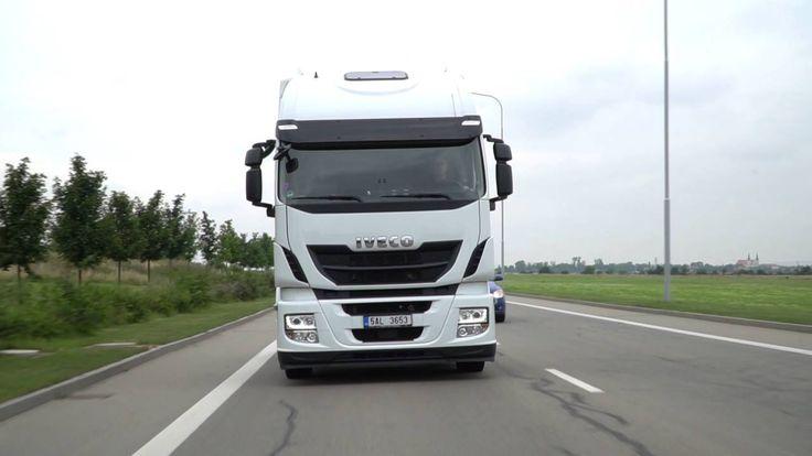 IVECO Golden Truck -  MOSS logistics