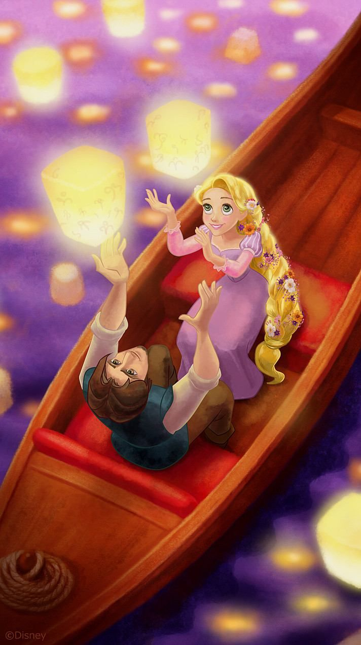 Such a beautiful scene from Rapunzel!  Visit me on Facebook @ Ears of Experience by Heather Balbi! Take advantage of my free vacation planning services for Disney destinations so you can relax and enjoy a magical trip.