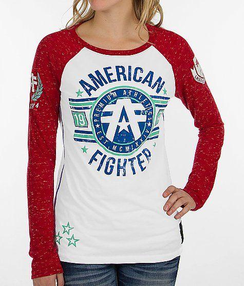American Fighter Daytona T-Shirt - Women's Shirts/Tops | Buckle