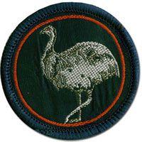 PATROL EMBLEM - EMU http://www.ashop.net.au/p/355125/PATROL-EMBLEM---EMU.html