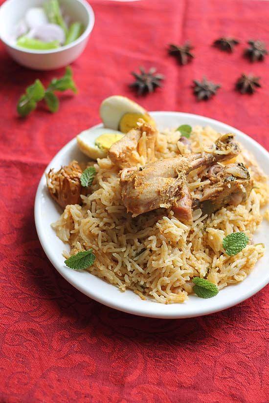 Zafrani Pulao Recipe, How to make Hyderabad Zafrani Pulao with Chicken