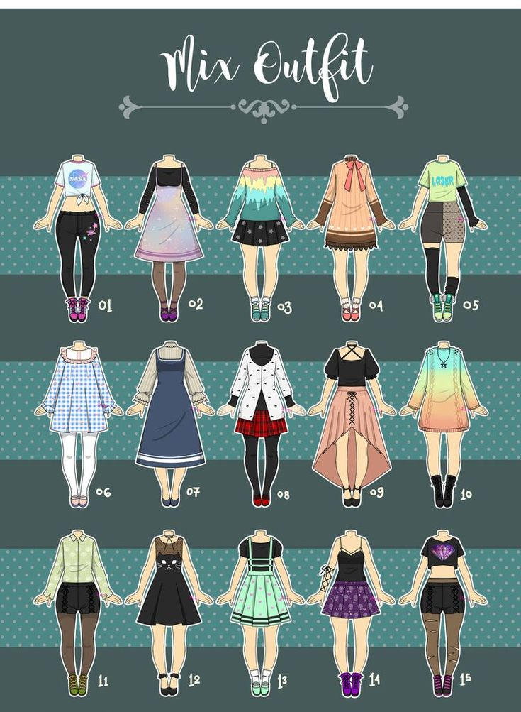 Nice winter/fall outfits (With images) Anime outfits