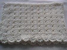 Koc Stokrotka bawełna